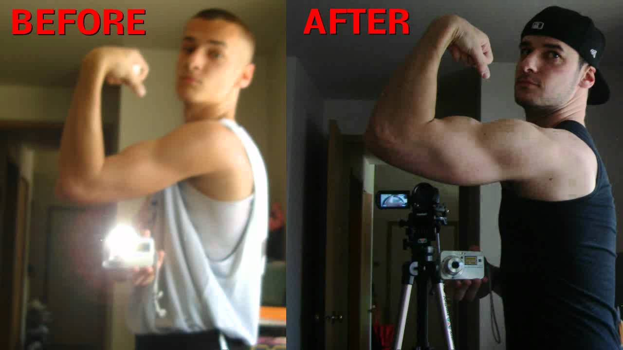 Biceps Workout At Home Results