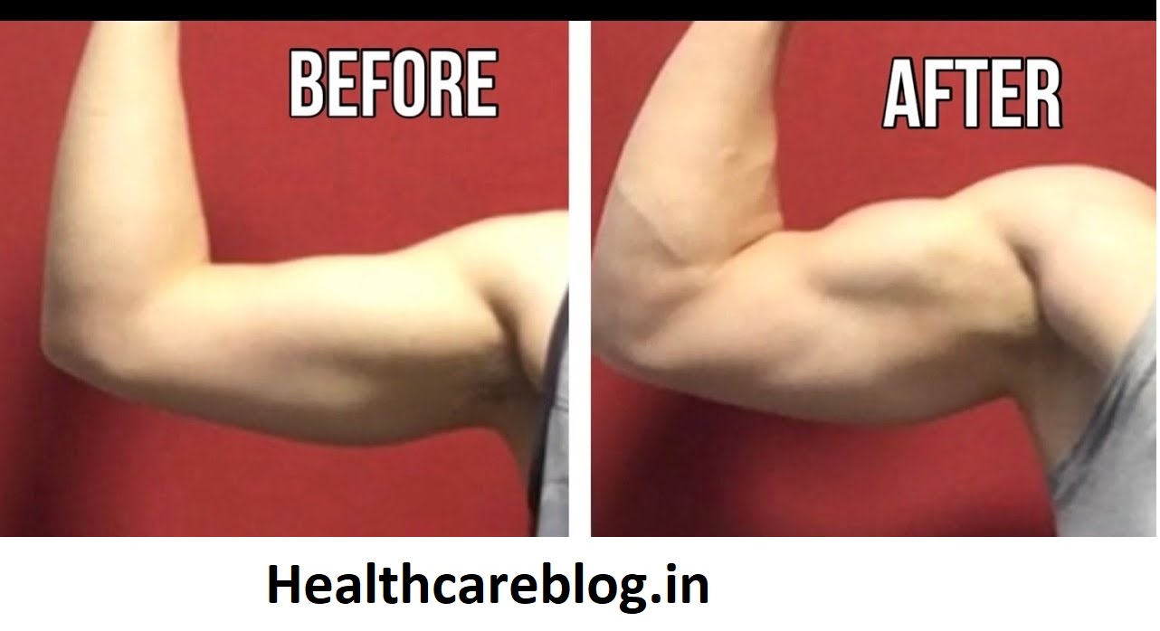 Biceps Workout At Home - Results - Healthcare Blog