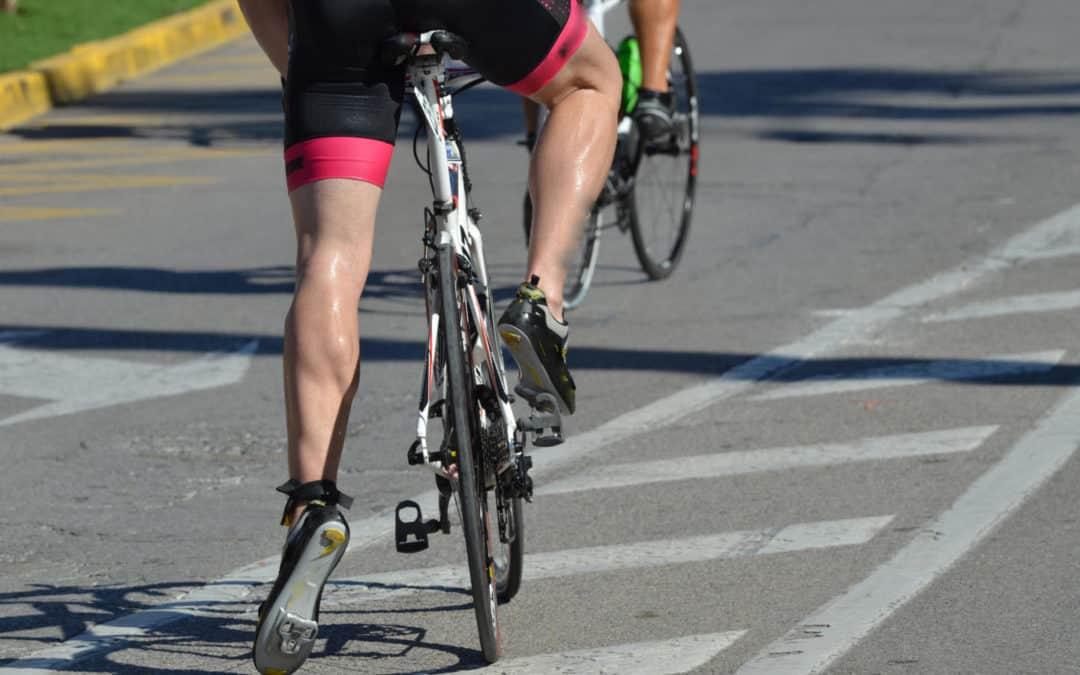 Cycling - Calf Workout At Home