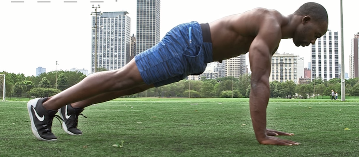 How To Do Plank for Beginners - Steps