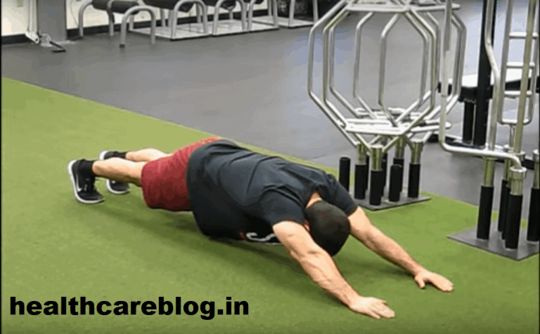 Long Lever Plank - Plank for Beginners