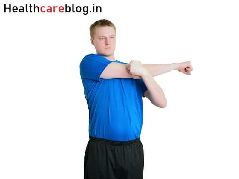 Shoulder Stretch - Shoulder Workout At Home