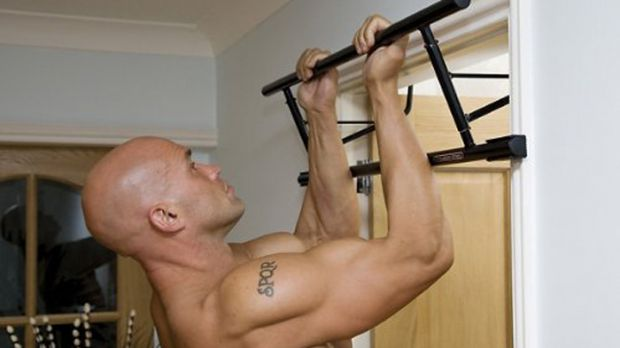 Benefits of Pull Ups - At Home, Anywhere