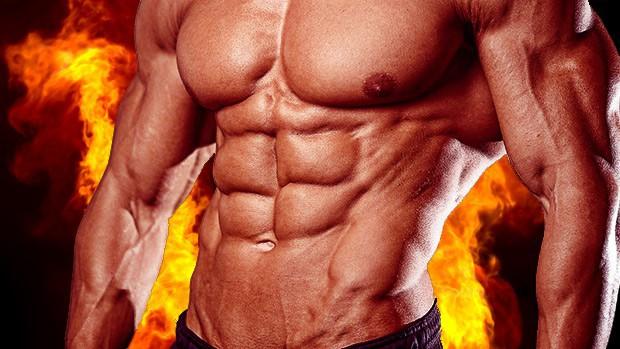 Benefits of Pull Ups - Fat Burning