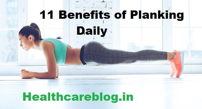 Benefits Of Planking - Healthcare Blog