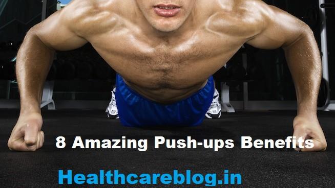 Benefits Of Push-Ups Everyday