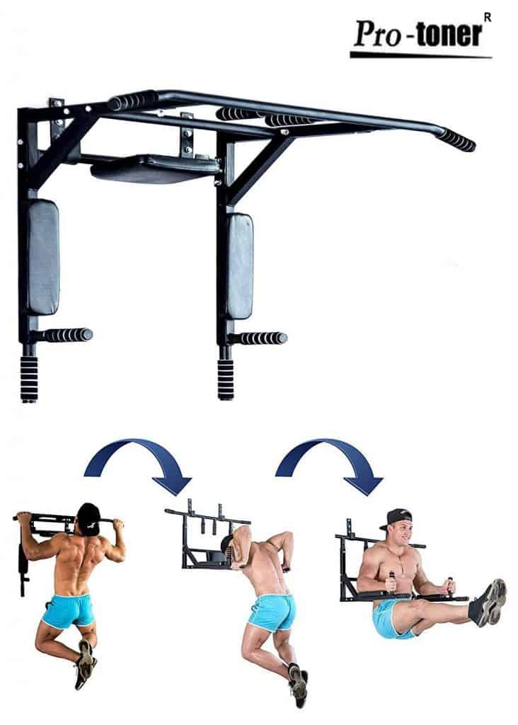 way of to do pull ups at home
