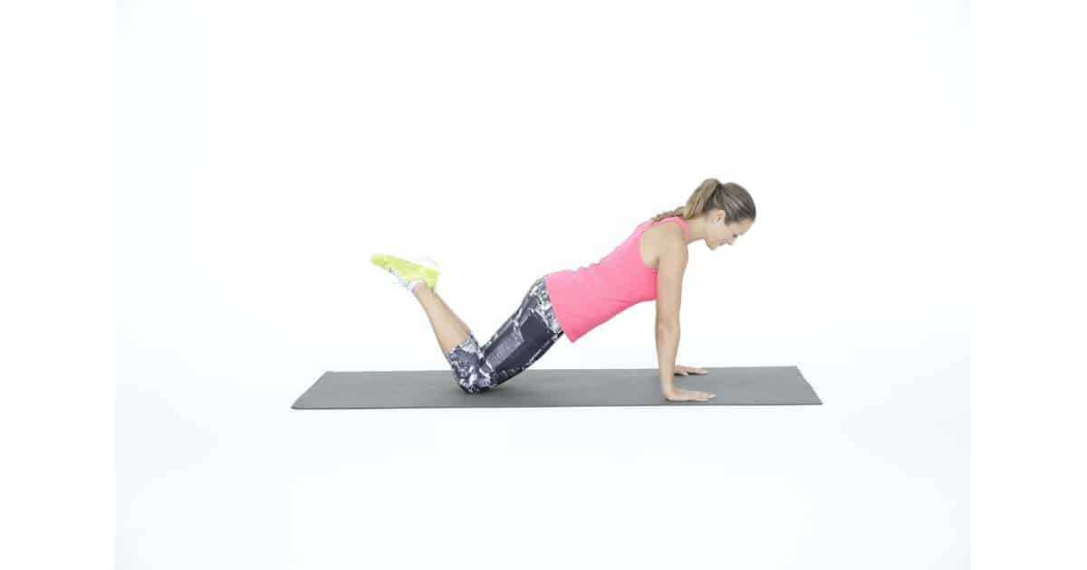 Different Types Of Plank Exercise - Major Knee Plank