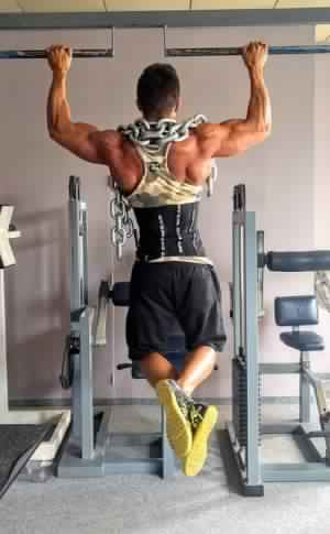 Different Types Of Chin-Ups