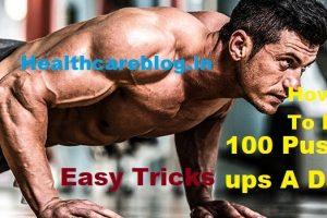 100 Push-Ups A Day Challenge