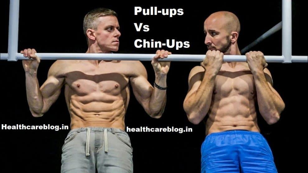 Chin-Ups Vs Pull-Ups