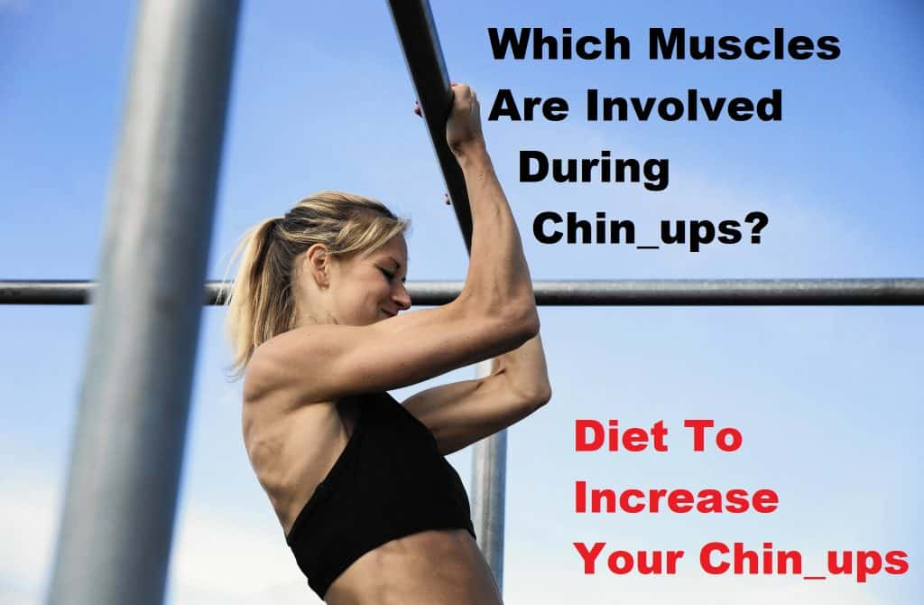 Muscles Working During Chin-Ups Workout - Healthcare Blog