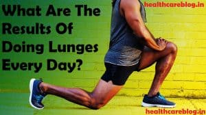 Lunges Before And After