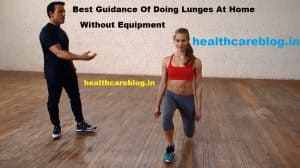 Lunges Workout