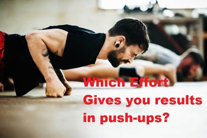 Push Ups Before And After - Healthcare Blog