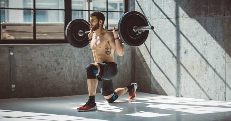 Barbell Lunges Workout - Healthcare Blog