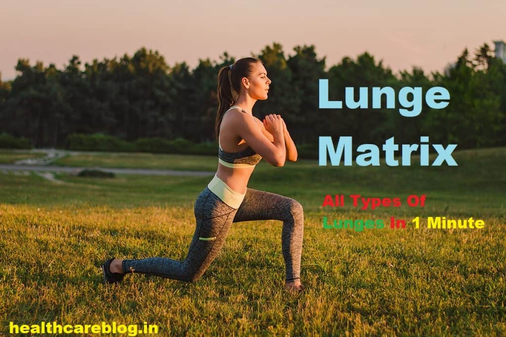 Lunge Matrix Steps - Healthcare Blog