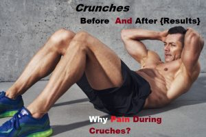 Crunches Before And After