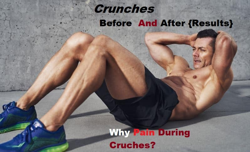 Crunches Before And After - Healthcare Blog