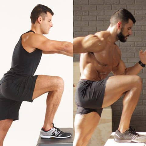 Squats Make Your Thighs Bigger