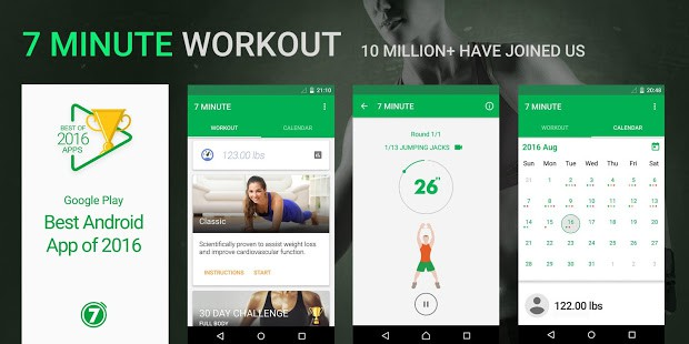 Free Home Workout Apps