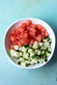 benfits of watermelon juice with cucumber