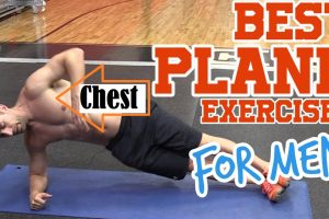 Plank For Chest