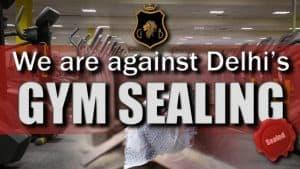 Reasond Behind Gym Sealing In Delhi 2019