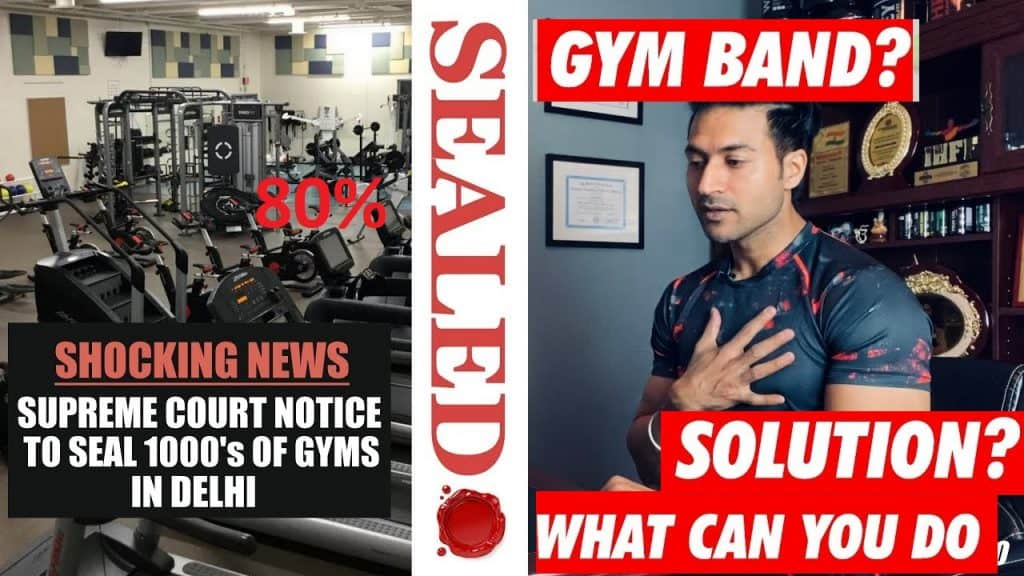 Reason Behind Gym Sealing In Delhi 2019.