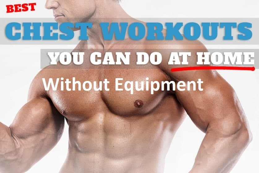 Chest Workout At home Without Equipment