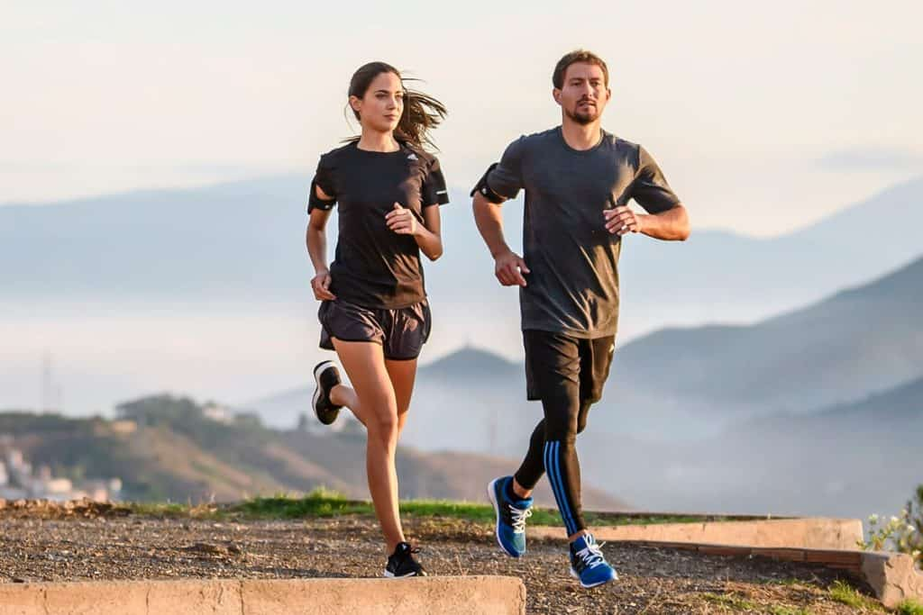 Benefits of Lunges - Running
