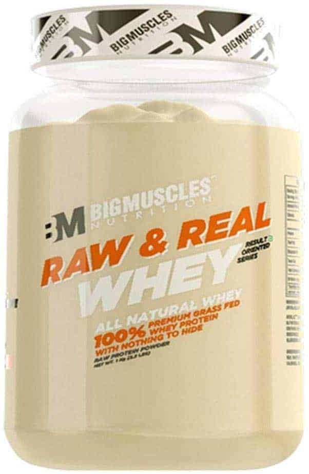 Big Muscles Nutrition Organic Whey Protein - Review