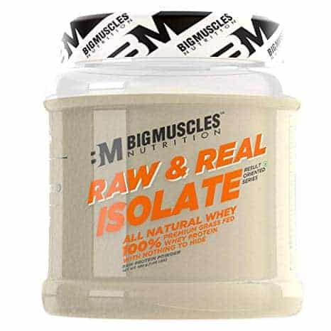 Bigmuscles Nutrition Organic Isolate Protein Review