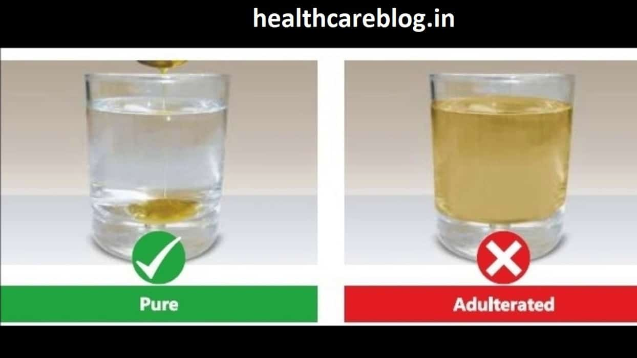 Check Purity Of Honey At Home - Glass Water Tests