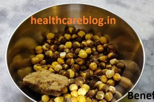Benefits Of Eating Roasted chickpeas - Healthcare Blog