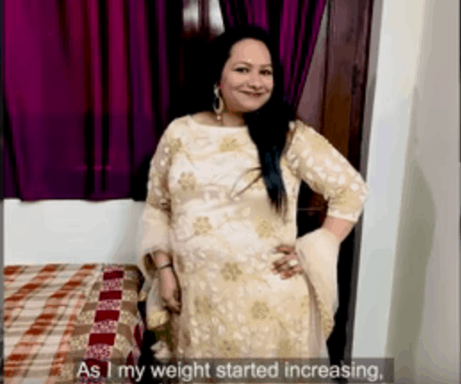 Fantastic Weight Loss Journey - 85 Kg
