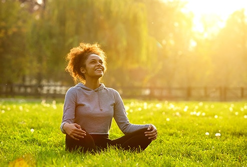 Morning Habits For Weight Loss - Taking Sunlight