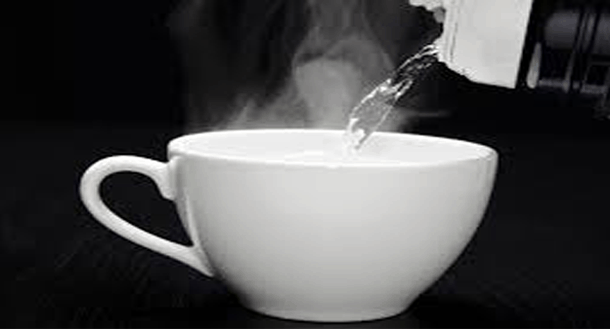 Morning Habits For Weight Loss - Warm Water