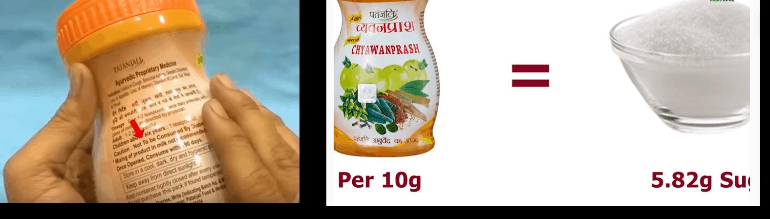 Patanjali Chyawanprash Harsh Reality