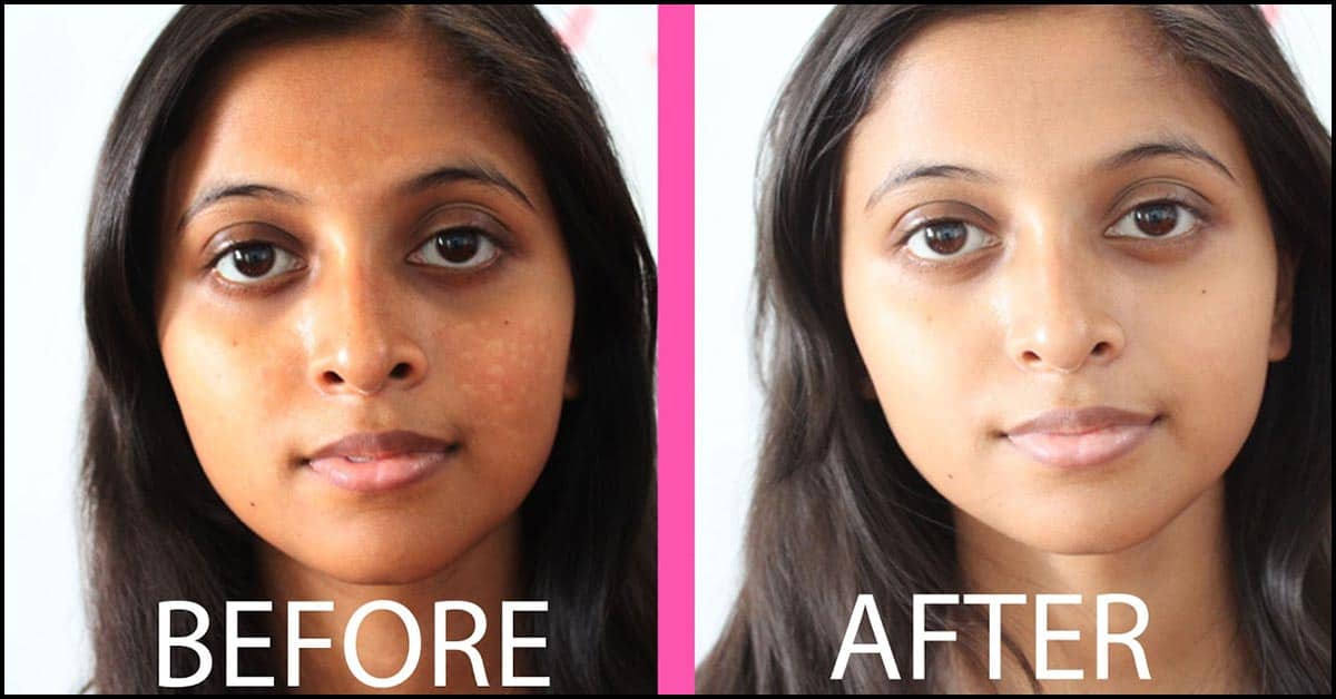 Results of This Face Glowing Honey Remedy