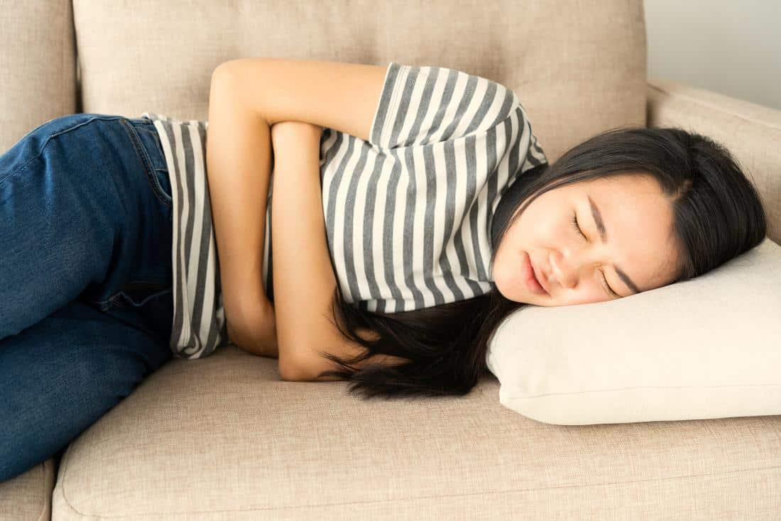 Sleeping On The Stomach - Stomach Pain