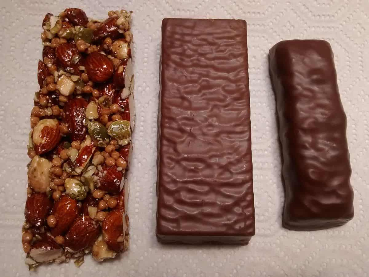 Snacks for Muscle Building - Protein Bar