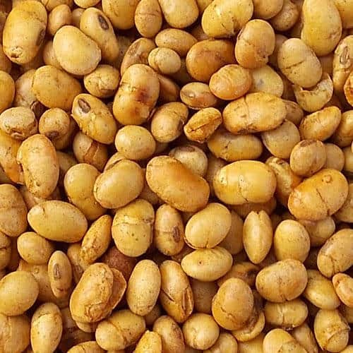 Snacks for Muscle Building - Roasted Soyabean