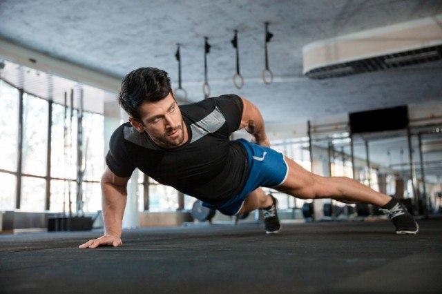 One Arm push Ups - Types Of Push Ups