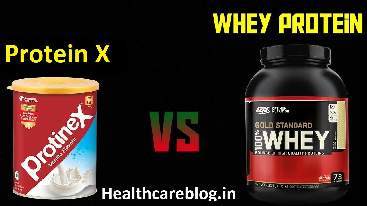 Protinex Vs Whey Protein - Healthcare Blog