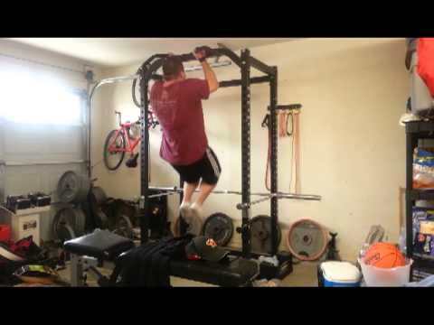 Ways To Do More & More Pull Ups/Chin Ups - Fatty Person