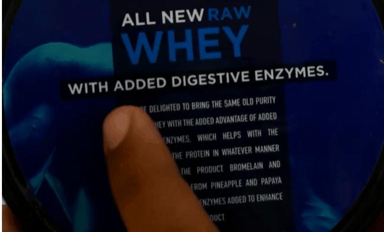 Muscleblaze VS Optimum Nutrition Whey Protein Powder.