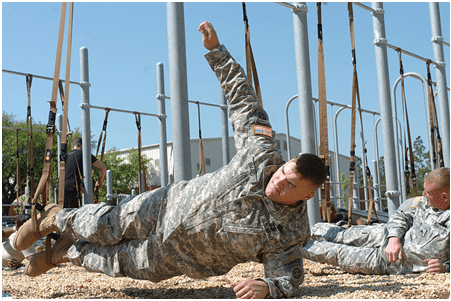 Armed Forces Traning Plank - Plank Benefit