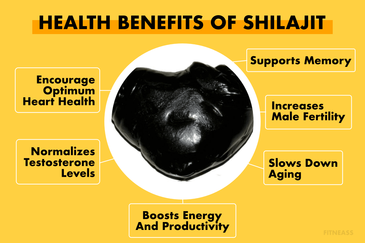 Shilajit Resin Benefits - Healthcare Blog