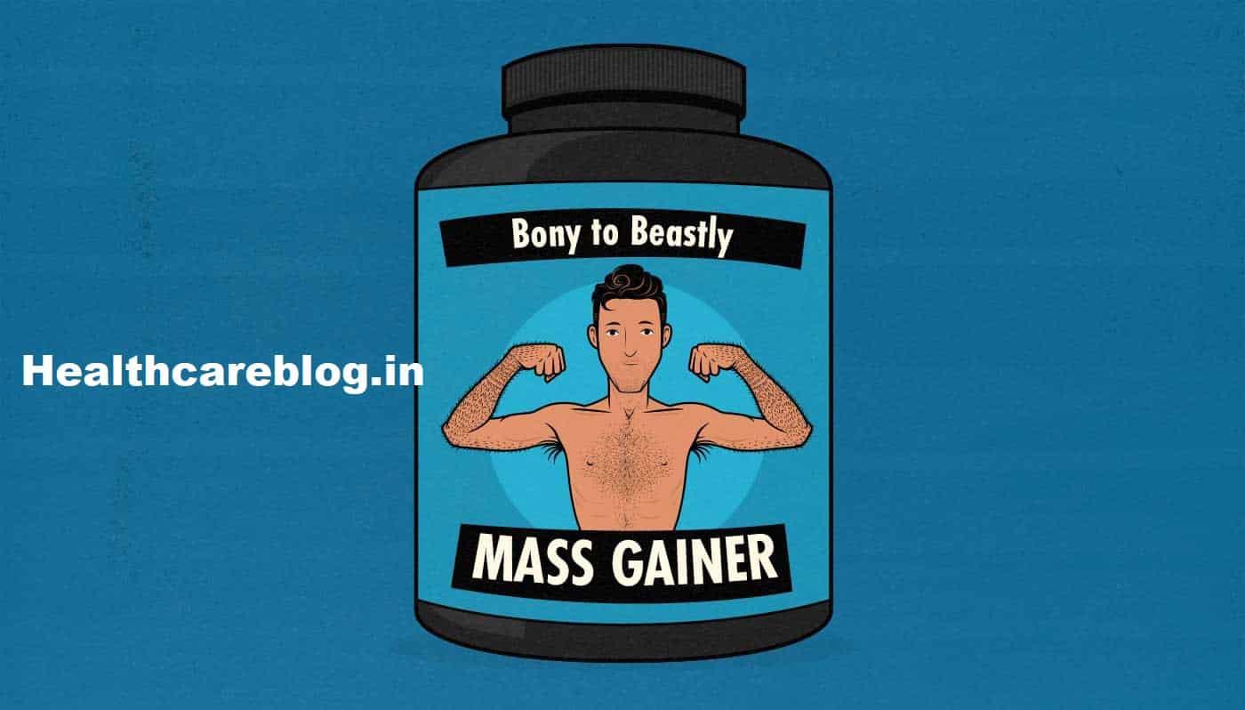 Whey Protein Vs Mass Gainer - Gainer